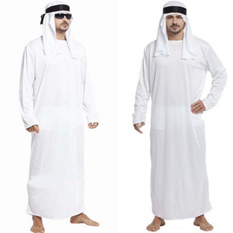 Trang phục nam tại ả rập xê út