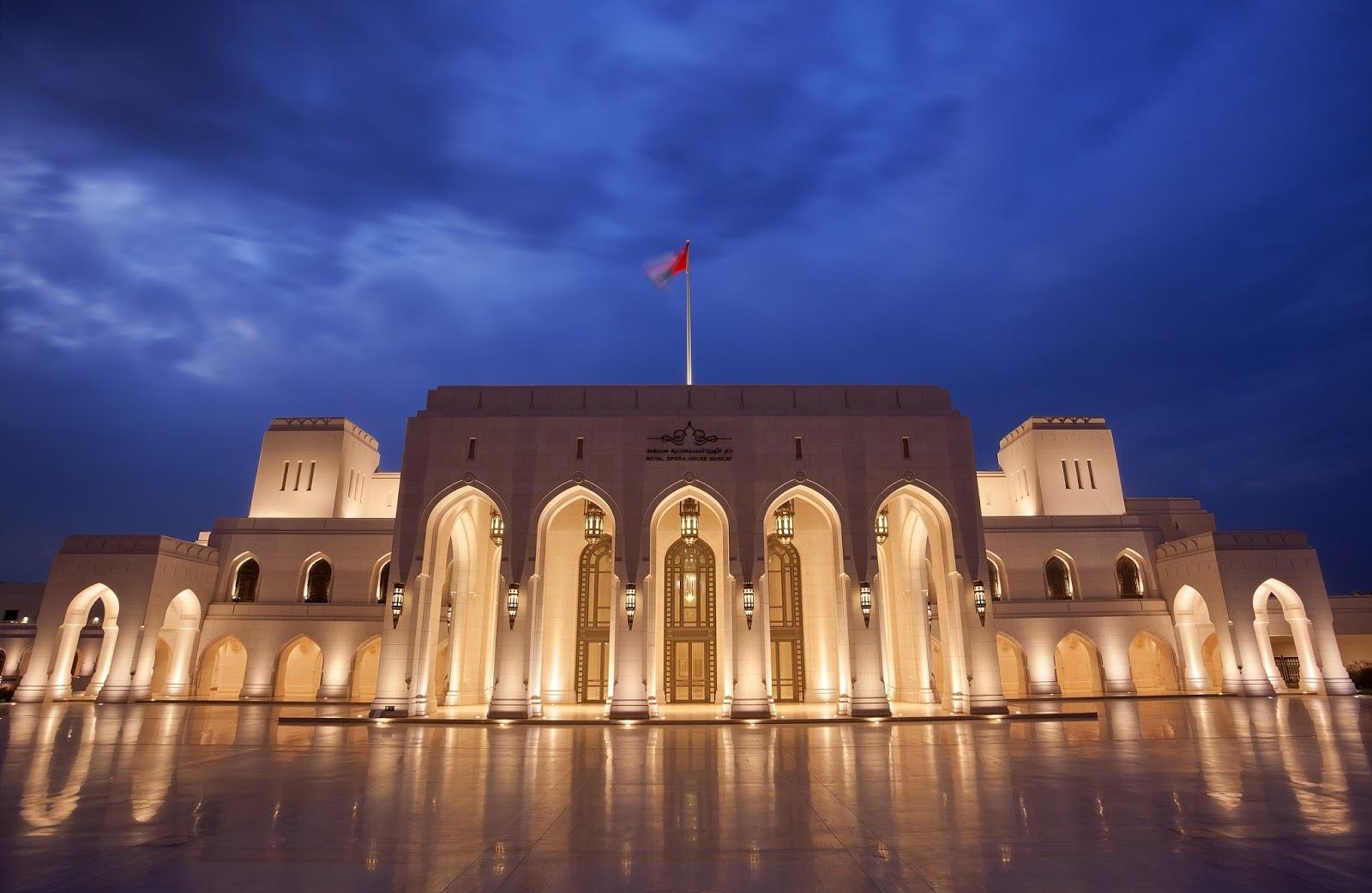 nhà hát hoàng gia oman